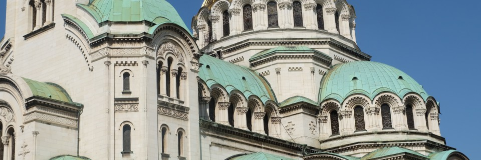 Sofia, Bulgarie, 2ème : je me risque à un timide tourisme