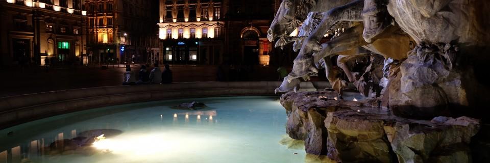 Lyon, France : petit crochet avant Monaco